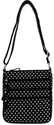 Bueno Of California Bueno Nylon Zip Crossbody Bag