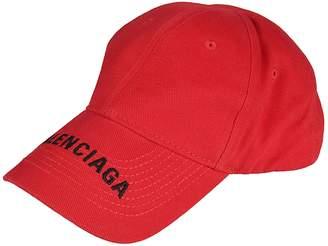 Balenciaga Logo Baseball Cap