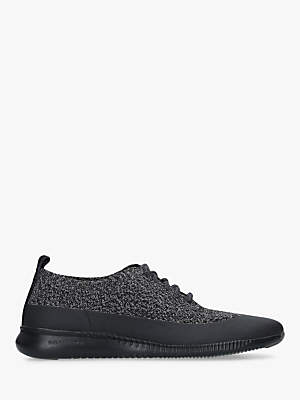 Cole Haan Zero Stitch Lite Lace Up Trainers, Black