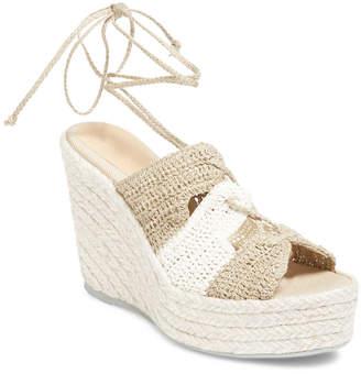 Manebi Wedge Sandal