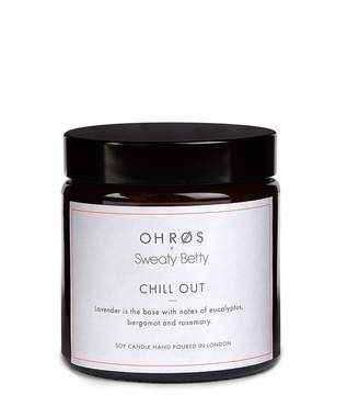 Sweaty Betty Chill Out Candle