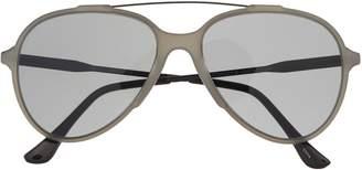Vince Camuto Brow Bar Aviator Sunglasses