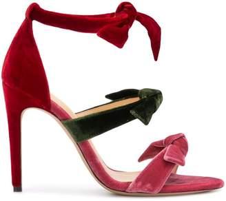 Alexandre Birman multiple front straps sandals