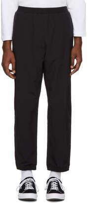 paa Black Thermal Windbreaker Lounge Pants