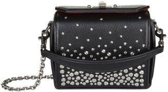 Alexander McQueen Nano Studded Box Bag