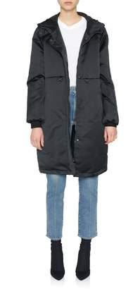 Giambattista Valli Long Drawstring Puffer Coat