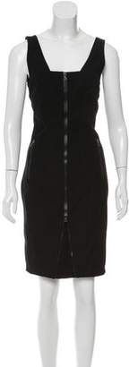 Marc Cain Sleeveless Knee-Length Dress w/ Tags