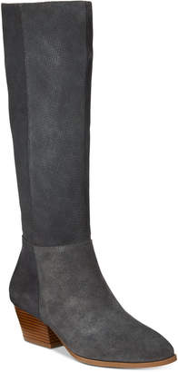 Style&Co. Style & Co Izalea Suede Dress Boots, Created for Macy's