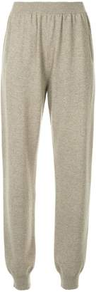 Fabiana Filippi knitted track pants