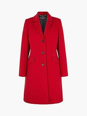 Four Seasons Slimline 3 Button City Coat
