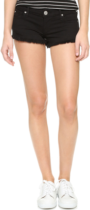 True Religion Joey Cutoff Shorts $139 thestylecure.com