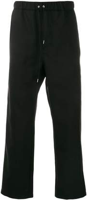 Oamc ankle-length trousers