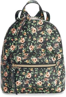 T-Shirt & Jeans T Shirt & Jeans Floral Backpack