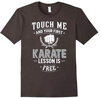 Karate T-Shirt - Your First Lesson Free
