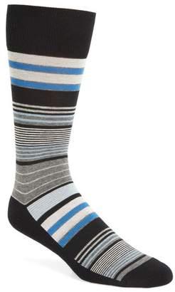 Nordstrom Random Stripe Socks