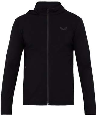 Castore - Rix Hooded Jacket - Mens - Black