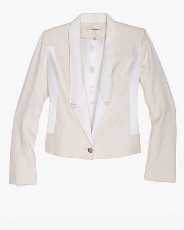 J Brand Ready-to-wear Marion Linen Blazer