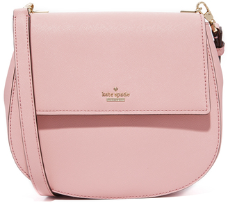 Kate Spade New York Byrdie Saddle Bag $298 thestylecure.com