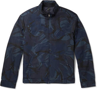Polo Ralph Lauren Camouflage-Print Padded Shell Jacket