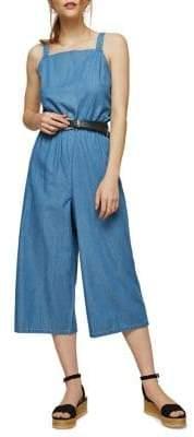 Miss Selfridge Tie-Back Strappy Jumpsuit
