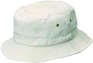 Dorfman Pacific Kids' Cotton Classic Summer Outdoor Bucket Hat