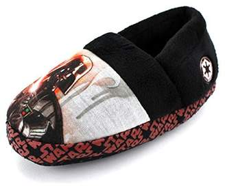 Disney Star Wars Kids A-Line Slippers (9/10 M US Toddler, )