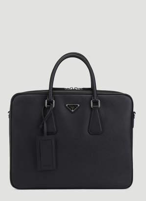 Prada Briefcase in Black