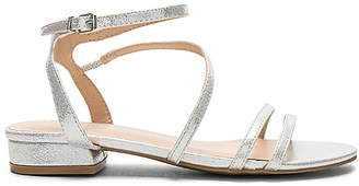 by the way. Sarah Sandal