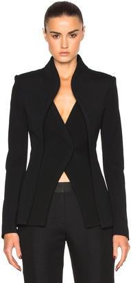 Brandon Maxwell Layer Suit Jacket $2,195 thestylecure.com