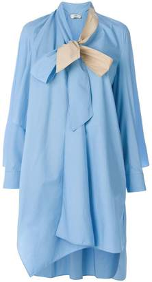 Fendi poplin shirt dress