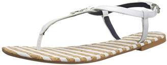Nautica Women's Fiddle 2 Flat Sandal