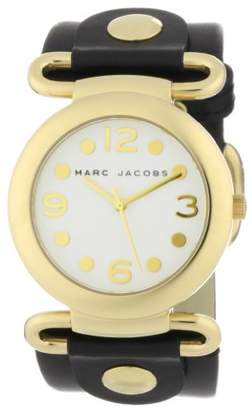 Marc by Marc Jacobs Women's MBM1096 Molly White Dial Watch