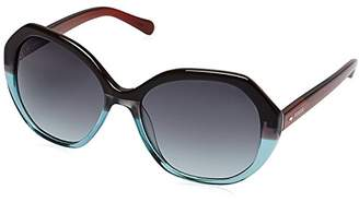 Fossil Women's 2031/S Brown/Brown Gradient Lens