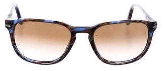 Persol Marbled Tinted Sunglasses