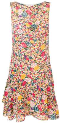 Etro micro printed dress
