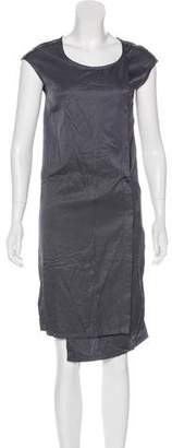 MM6 MAISON MARGIELA Sleeveless Knee-Length Dress