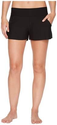 Commando Butter High-Rise Shorts SL154 Women's Shorts