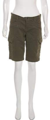 J Brand Knee-Length Cargo Shorts