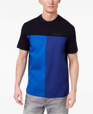 Armani Exchange Men's Colorblocked T-Shirt