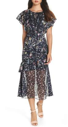Foxiedox Carolina Midi Dress