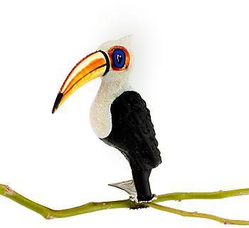 Toucan Clip Ornament