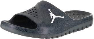 Nike Jordan Men's Jordan Super.Fly Team Slide 2 Grpc Armory Navy/White Blue Fox Sandal 9 Men US