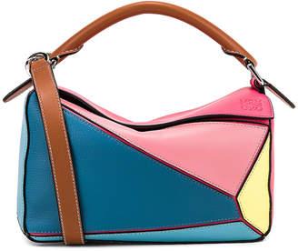 Loewe Puzzle Small Bag in Multicolor | FWRD