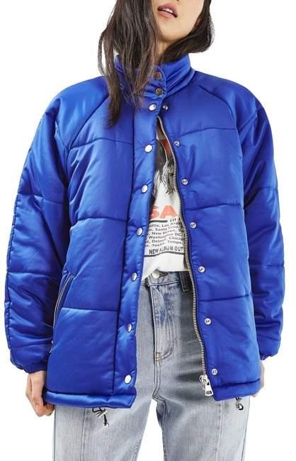TopshopTOPSHOP Marte Puffer Jacket