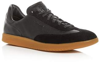 Cole Haan Men's GrandPro Turf Leather Low-Top Sneakers