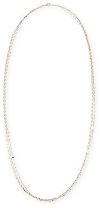 "Lana Blake Three-Strand Chain Necklace in 14K Gold, 30""L"