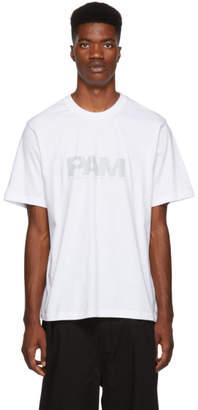 Perks And Mini White Reflective Logo T-Shirt