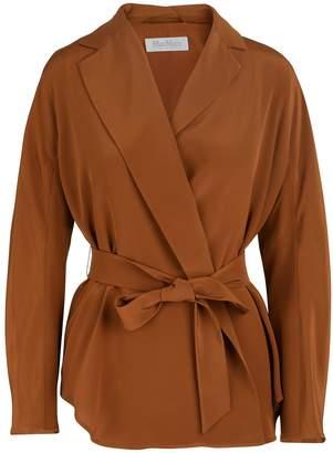 Max Mara Nativa silk jacket