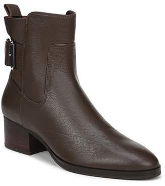 Via Spiga Octavia Leather Buckle Boot
