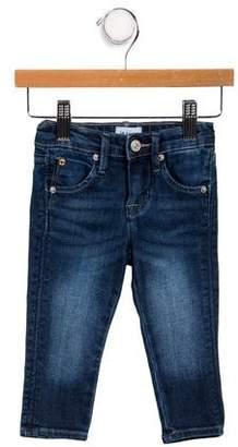 Hudson Girls' Adjustable Straight-Leg Jeans